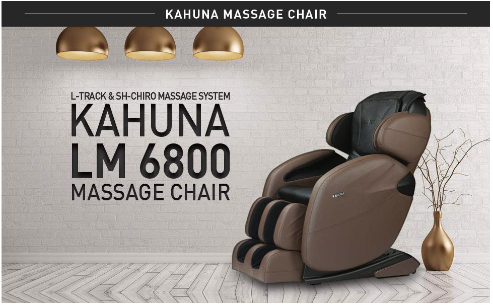 kahuna lm 6800 massage chair