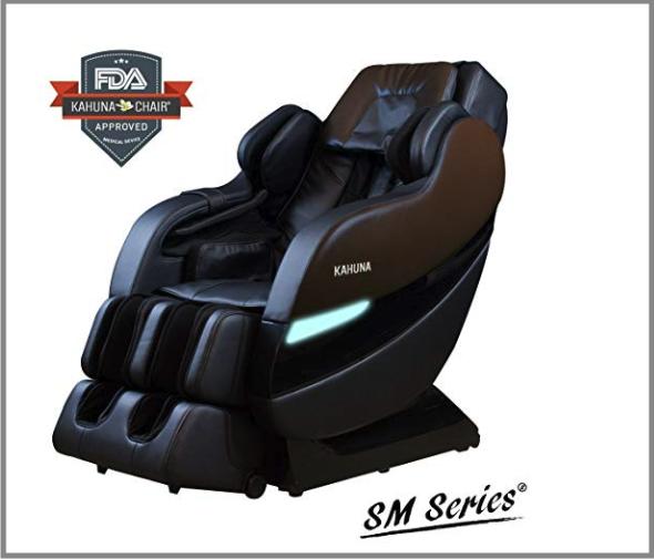 Kahuna SM zero gravity massage chair