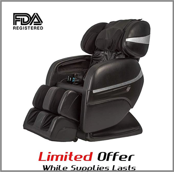 best budget massage chair for muscular back pain