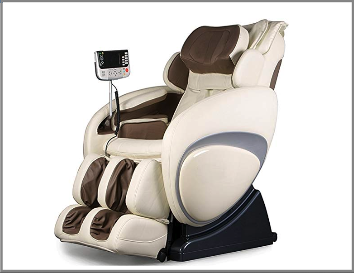 Osaki os4000D massage chair for back pain