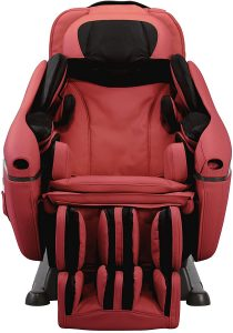 Inada Dreamwave massage chair front view