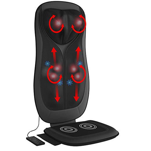 The Gideon Luxury Massage Cushion