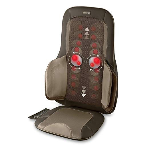 HoMedics Air Compression Shiatsu Massage Cushion
