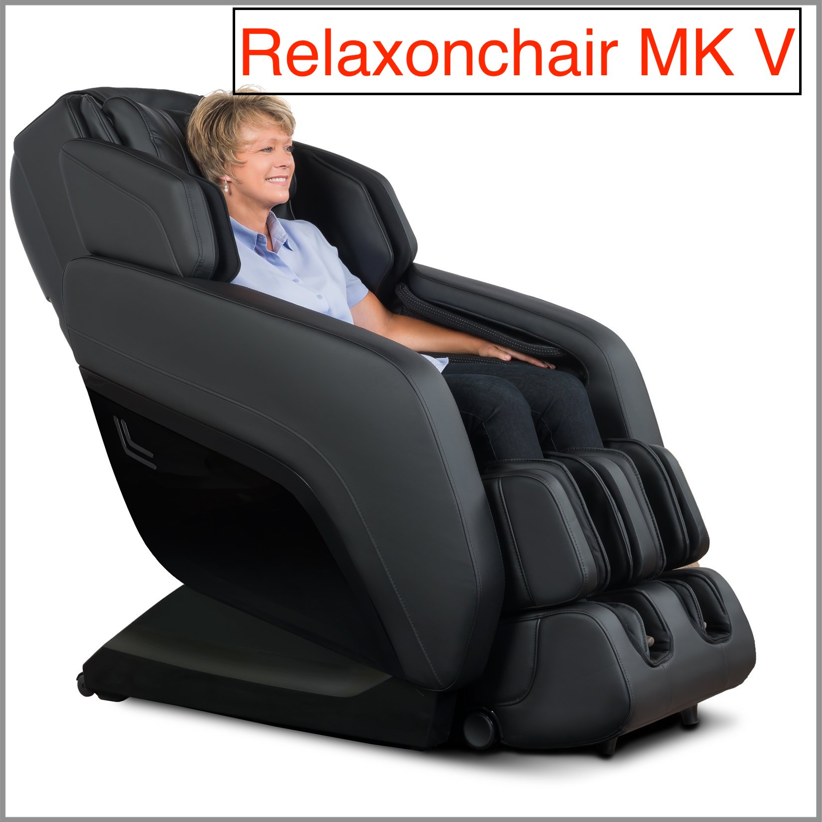 relaxonchair mk5 massage chair review
