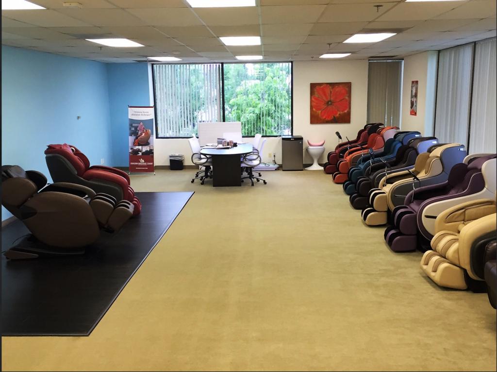 kahuna chairs company office space