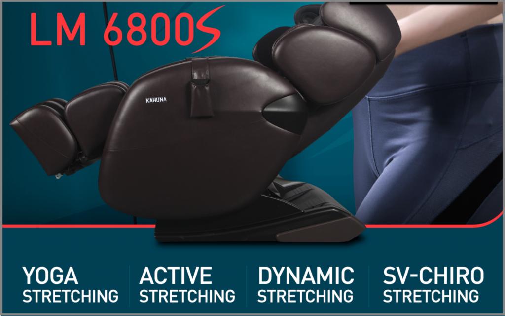 Kahuna LM 6800s massage chair