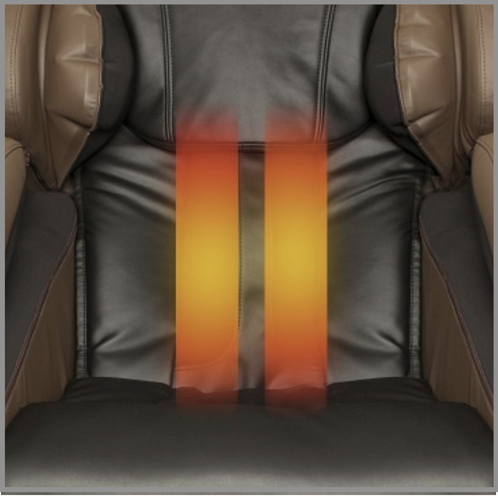 example of how kahuna chairs massage