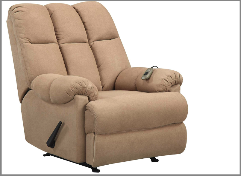Dorel Living Padded massage chair