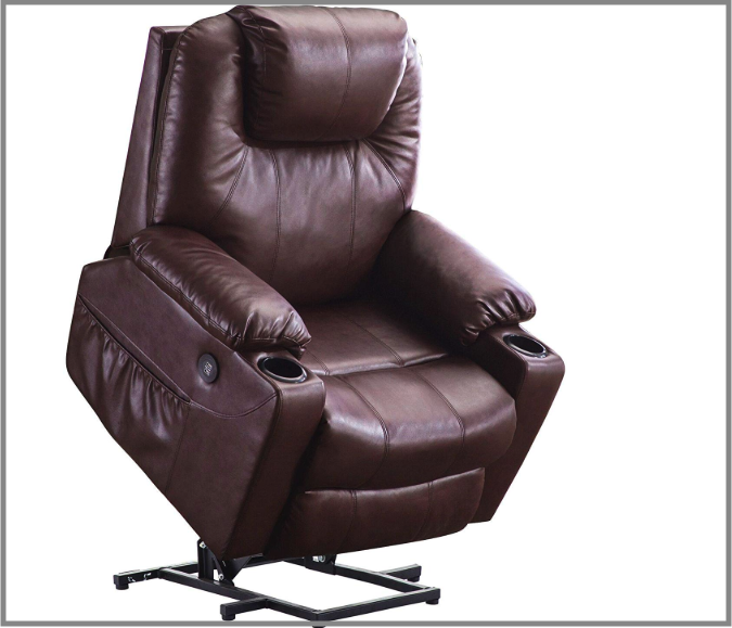 Best massage chair for elderly power lifting heated