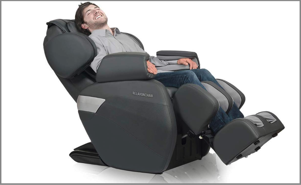 Relaxonchair MK-II Plus massage chair review