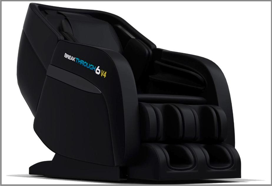 Medical Breakthough 6 v4 massage chair