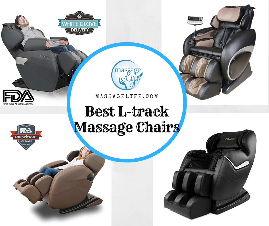 best l track massage chairs