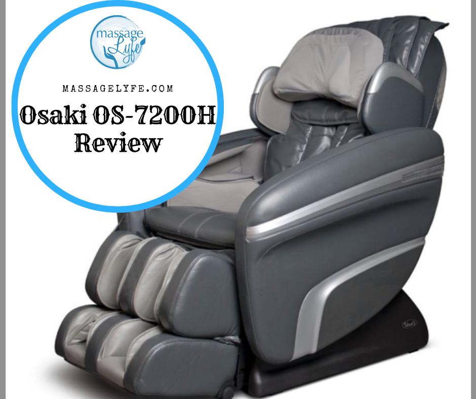 Osaki 7200H Review
