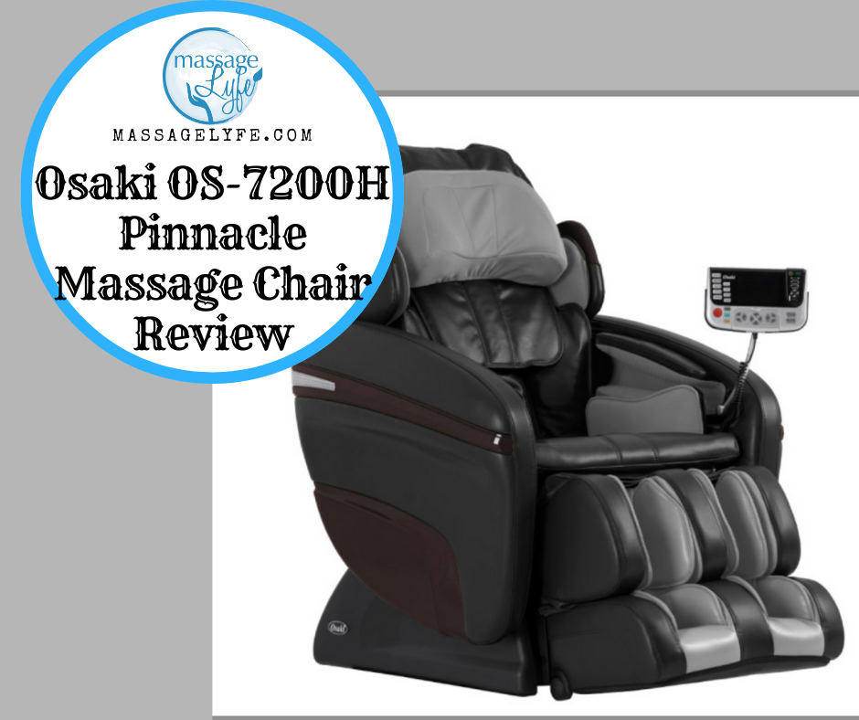 Osaki OS-7200H Pinnacle Massage Chair Review