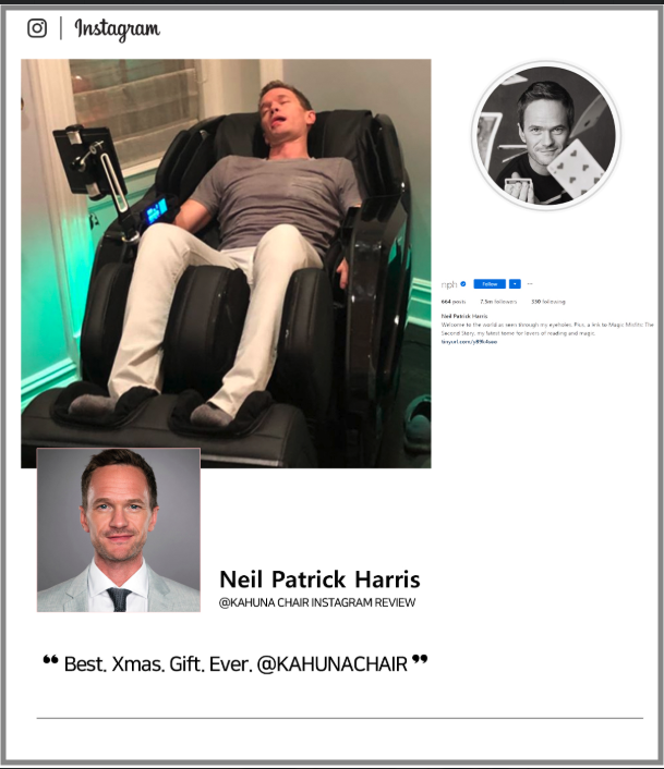 kahuna vs osaki massage chair reviews