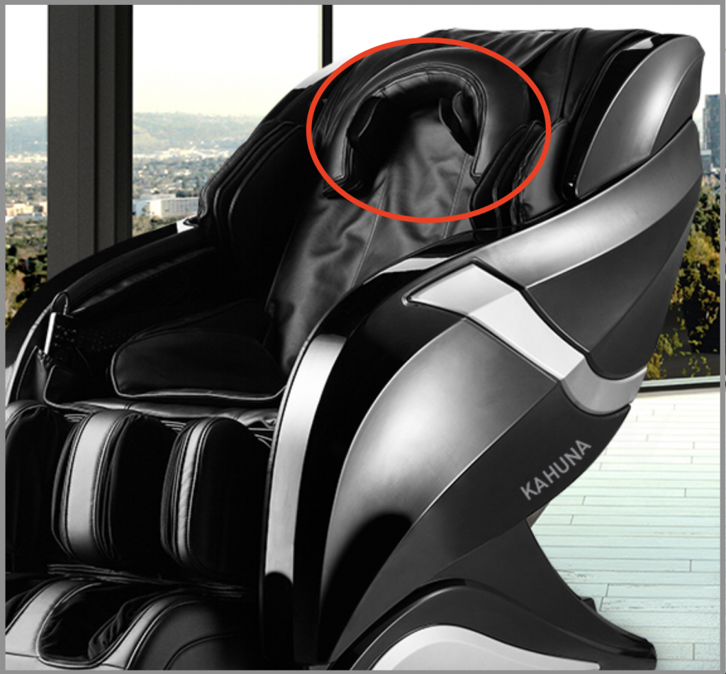 kahuna hubot massage chair