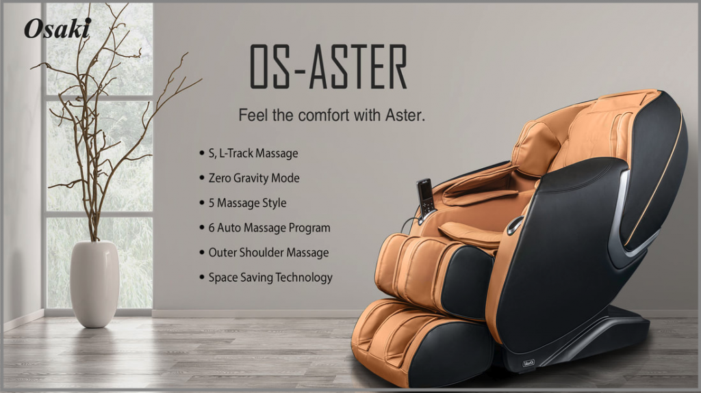 Osaki OS Aster Review