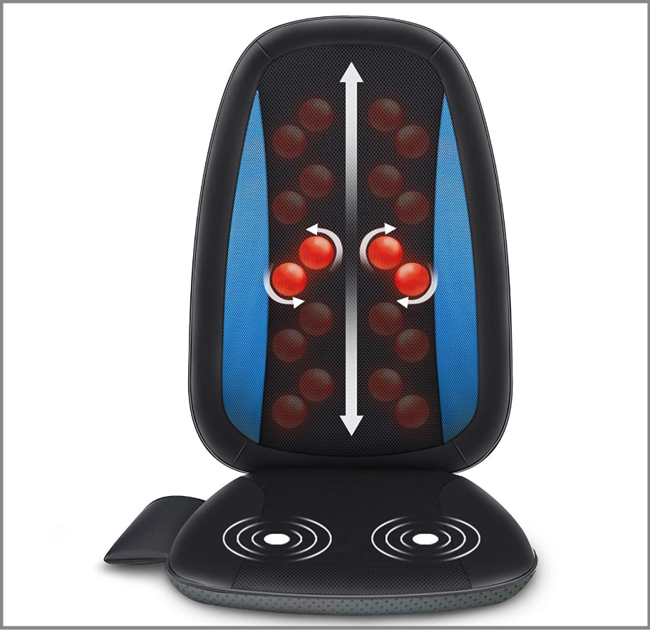 Comfier Shiatsu Back Massage Cushion Review