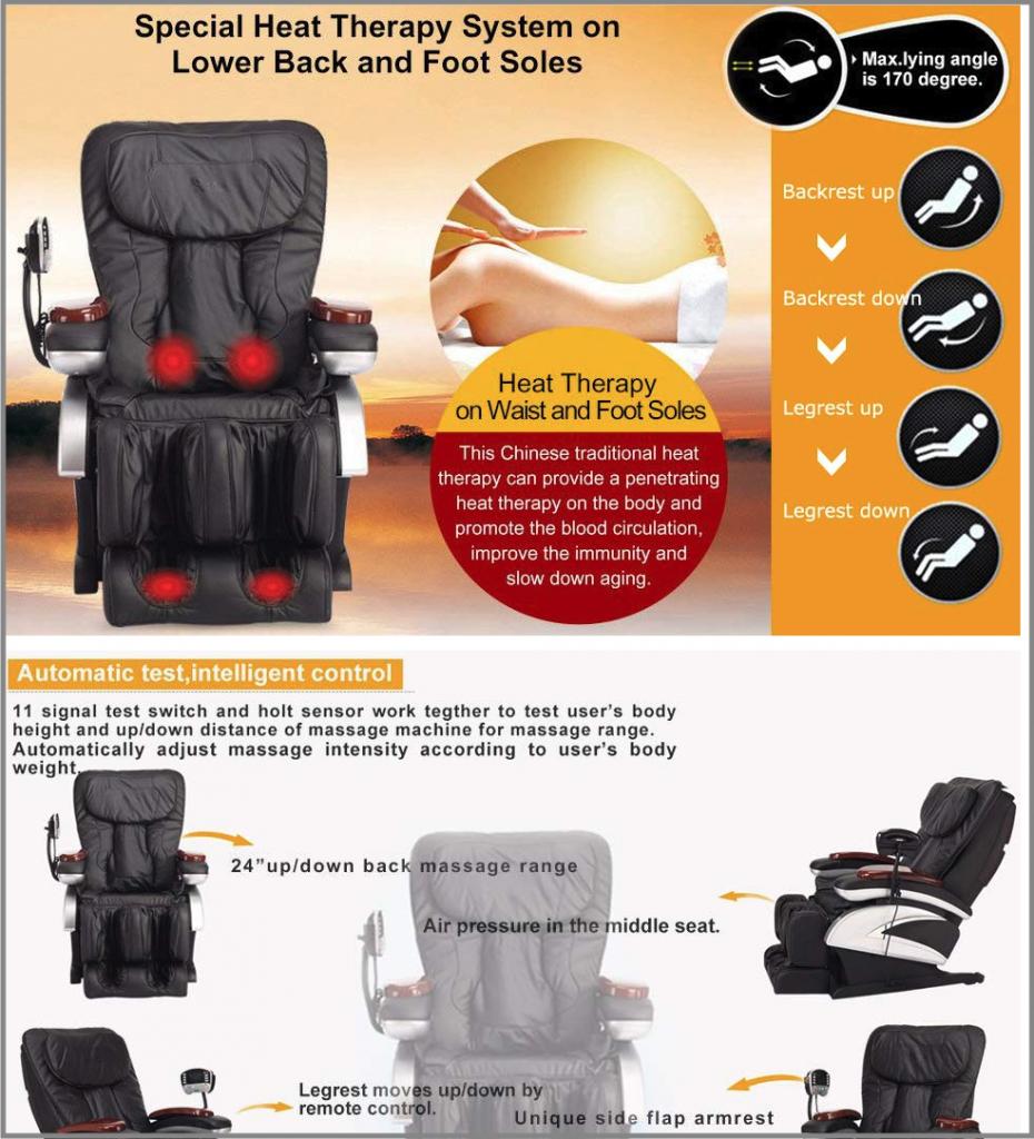 best massage chair brands