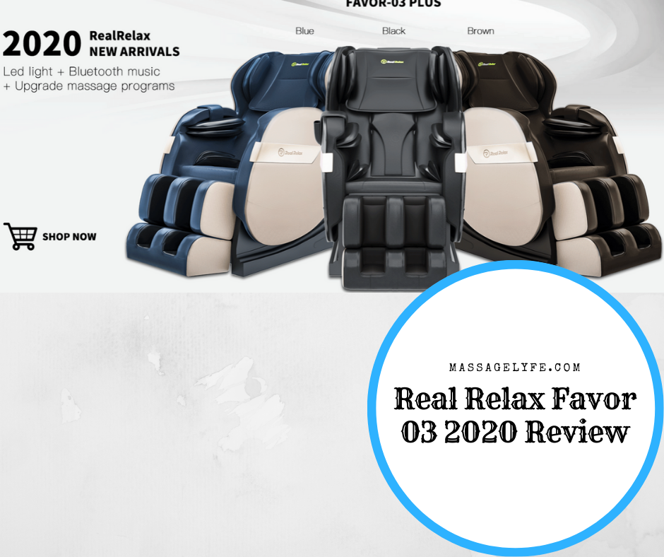 real relax favor 03 plus massage chair