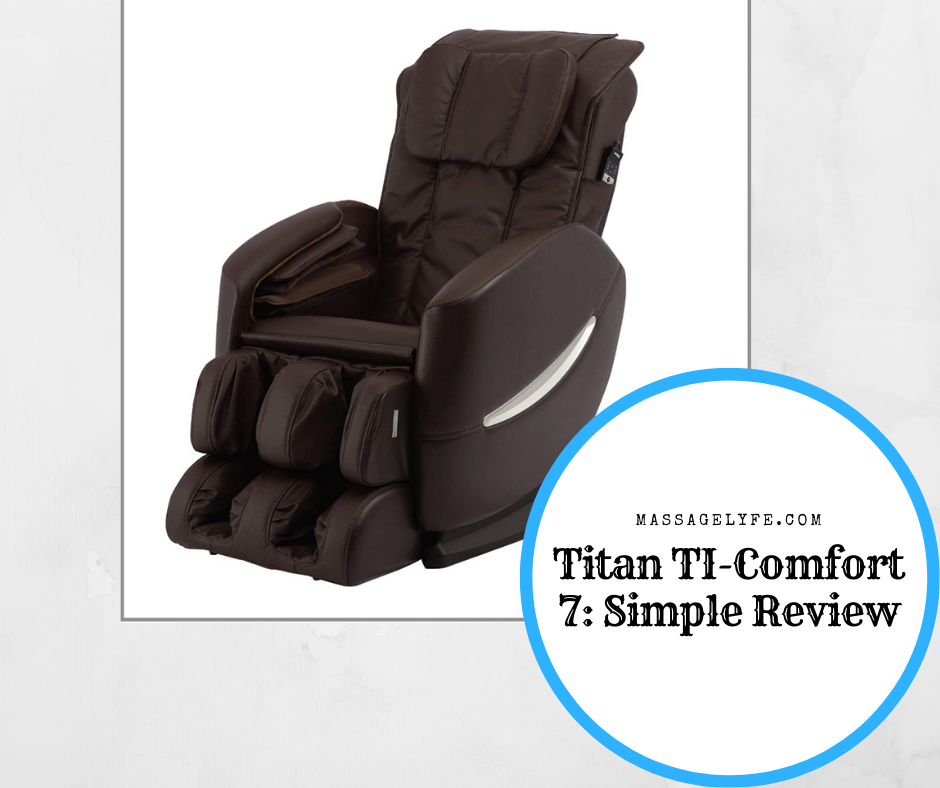 Titan Ti-Comfort 7 Massage Chair