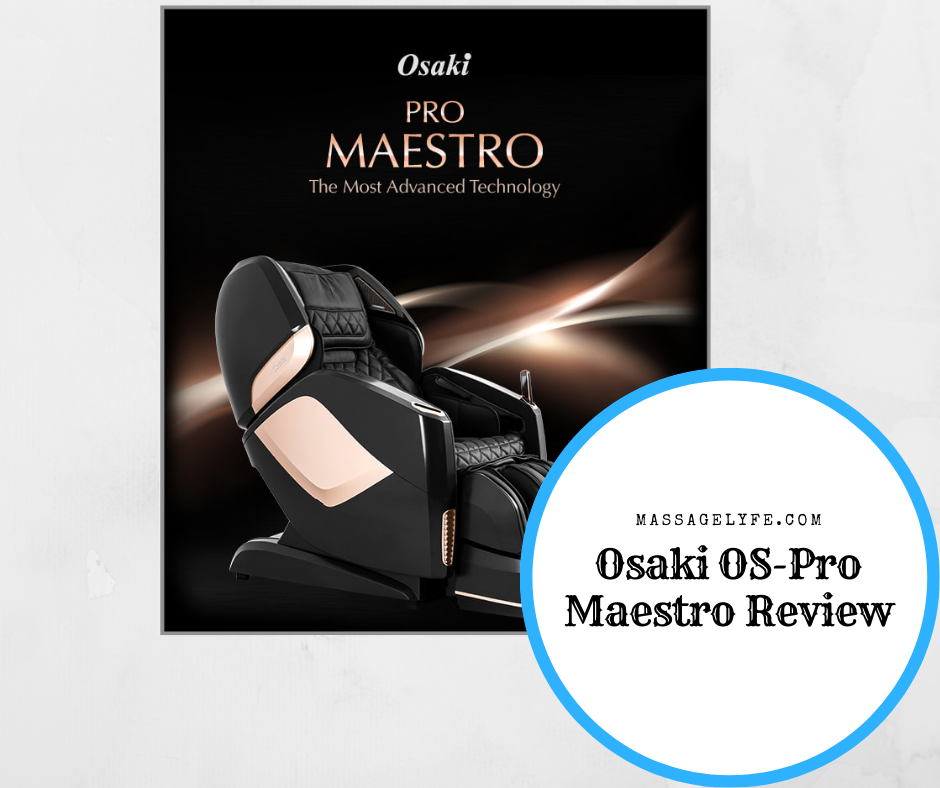 osaki os pro maestro massage chair review