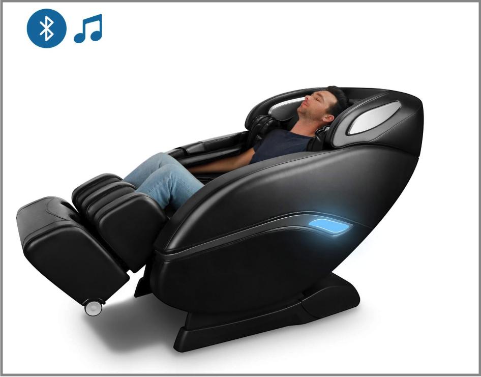 KTN N900 3D Massage Chair Review