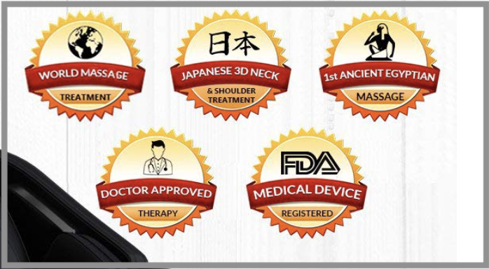 medical breakthrough 6 massage chair awards