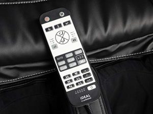ideal massage chair remote control