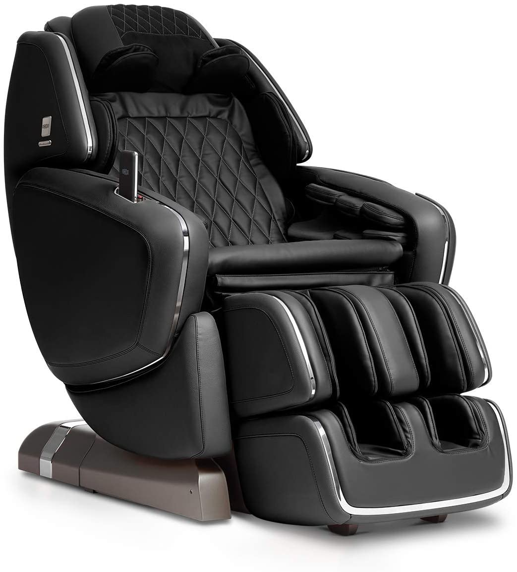 ohco m8 massage chair in black